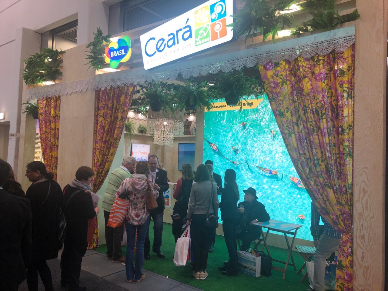 Ceará é destaque na maior feira de turismo do mundo