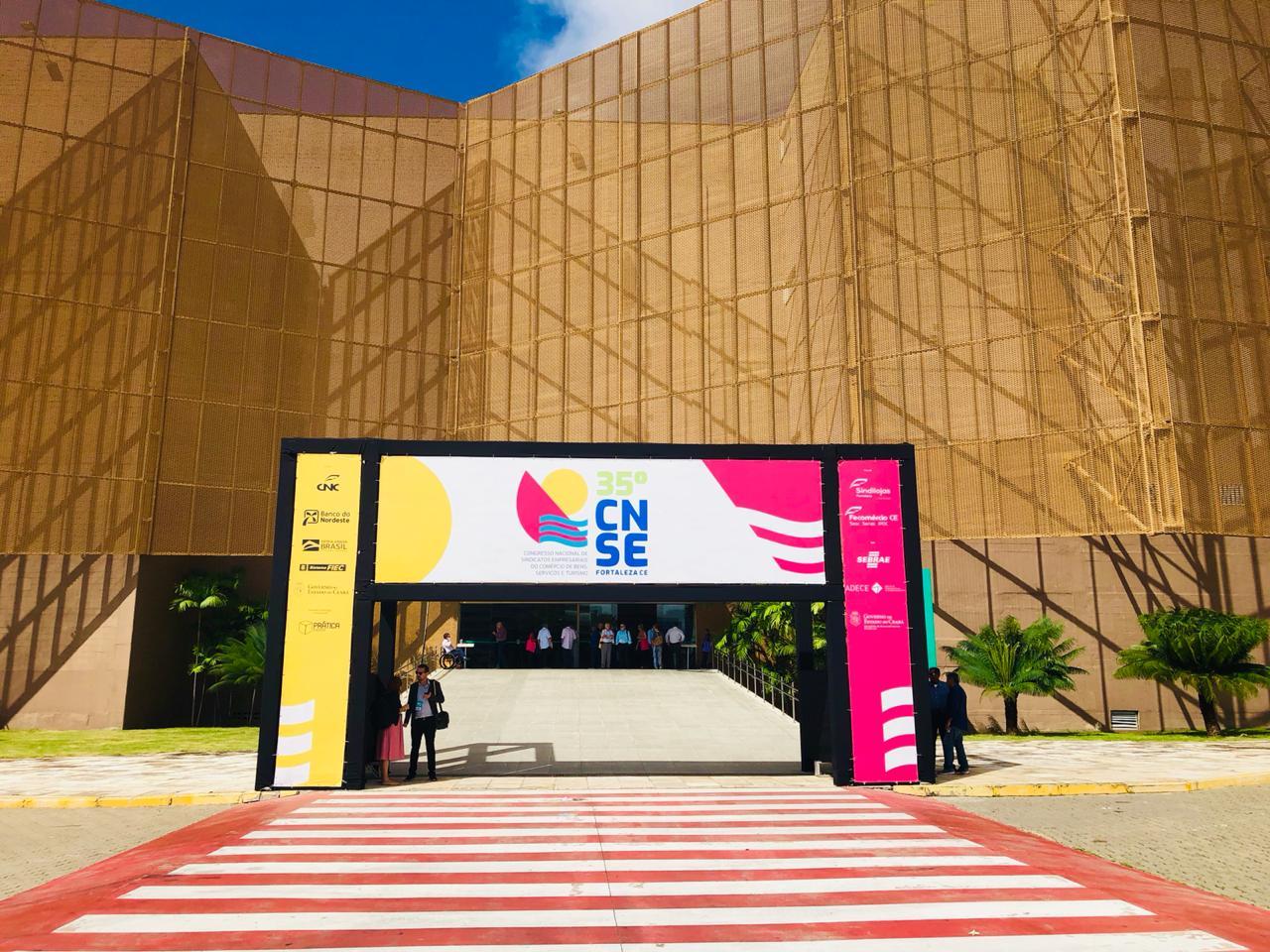 Centro de Eventos recebe três grandes eventos nesta semana e fica com 85% de ocupação