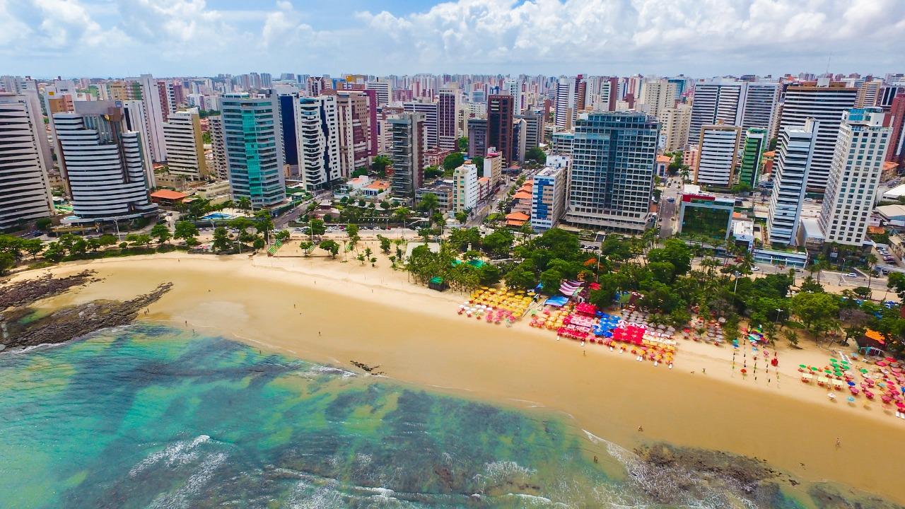 Ceará tem o maior crescimento de turistas europeus no Brasil em 2019