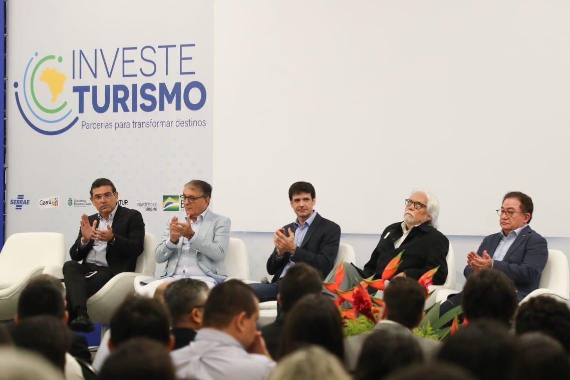 Ceará recebe seminário Investe Turismo, que irá beneficiar 7 municípios cearenses
