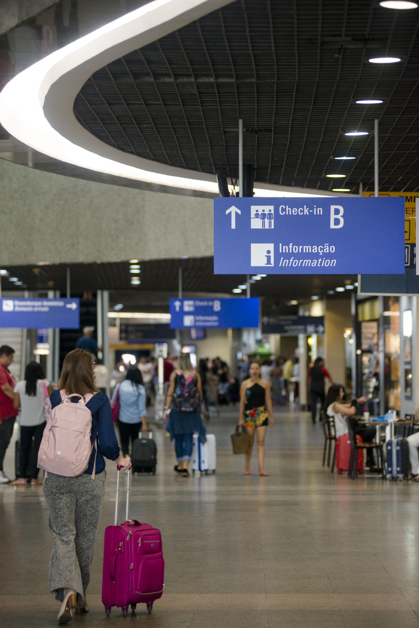 Aeroporto de Fortaleza tem o maior crescimento de voos e oferta de assentos do Brasil