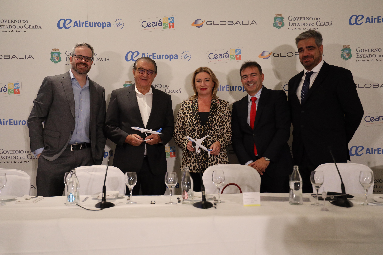 Evento da Air Europa apresenta o novo destino a agentes e operadores espanhóis