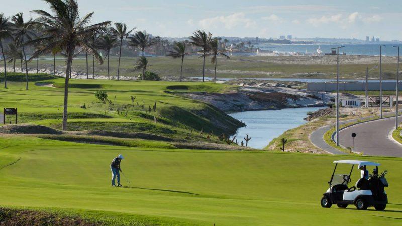 Ceará recebe torneio de golfe neste fim de semana