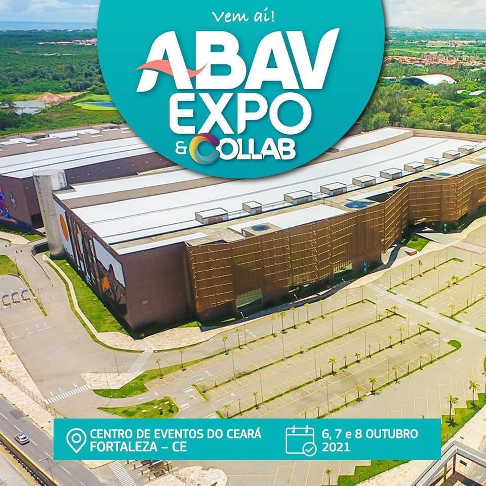Ceará sediará edição híbrida AbavExpo e Collab, a maior feira de turismo da América Latina