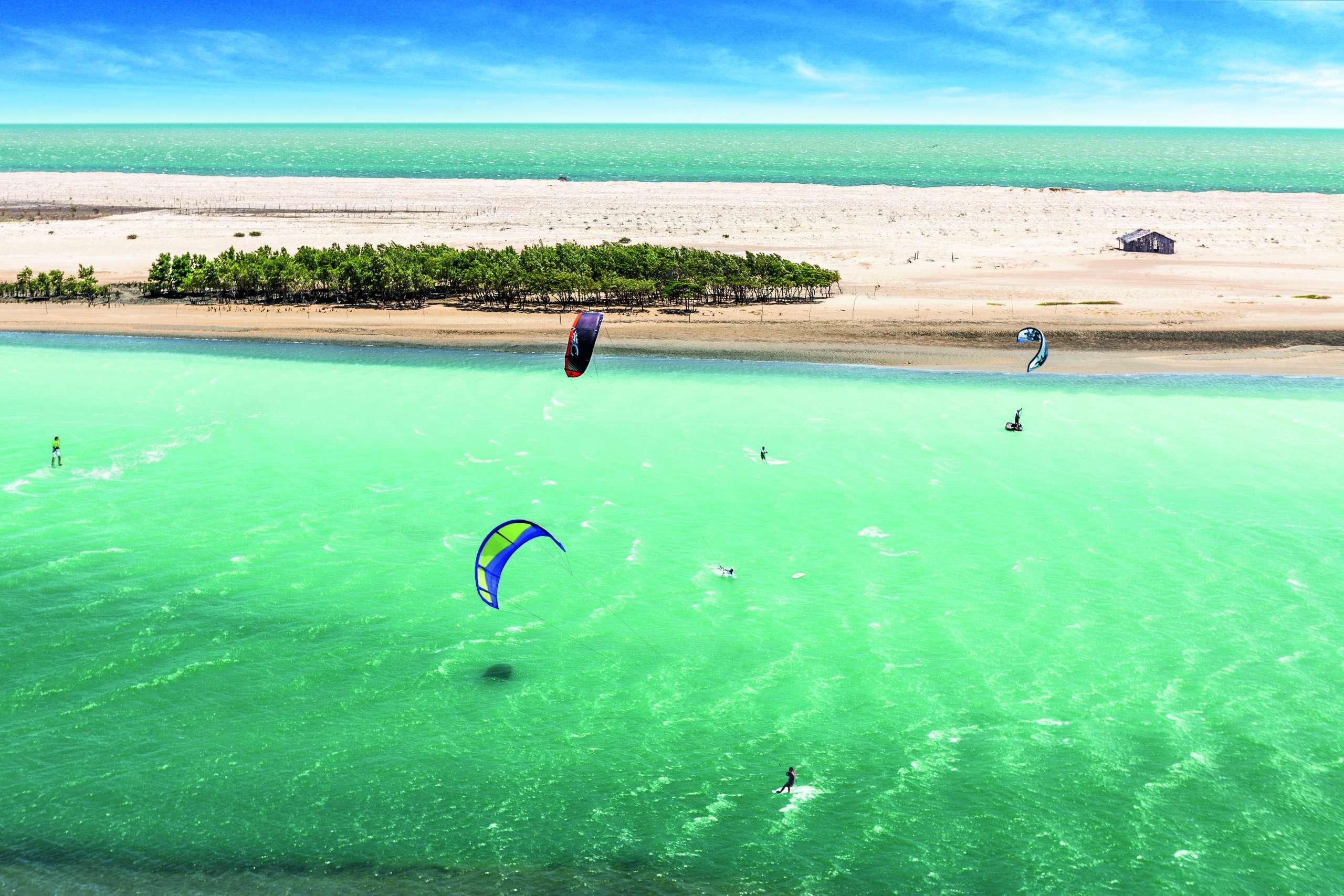 O Ceará é eleito o melhor destino turístico do Brasil
